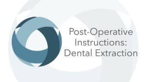 Post-Operative Instructions for Dental Extraction at OC Oral Surgery